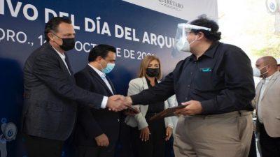 Atraer recursos para hacer más obras y así Querétaro sea más competitivo: Mauricio Kuri