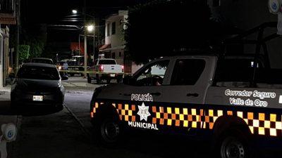 Aseguran a dos personas tras detonaciones de arma de fuego en SJR