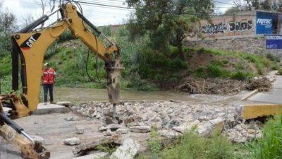 Proyectan arranque de obra de Puente de Fierro y Puente San Isidro en SJR